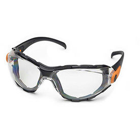 Elvex - Foam Lined Safety Glasses