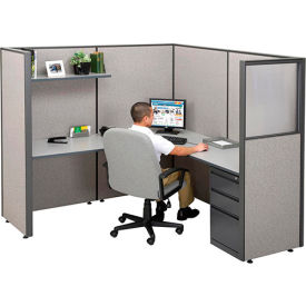 Harmony Collection - Pre-Configured Reception Stations & Office Partitioned Cubicles