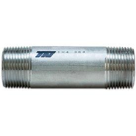Tapez 304 raccords filetés de tuyaux soudés en acier inoxydable