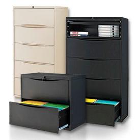 Interion® - Premium Lateral File Cabinets