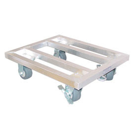PVI - Aluminum Mobile Dunnage Rack