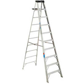 Werner Aluminum Stepladders - CSA Approved