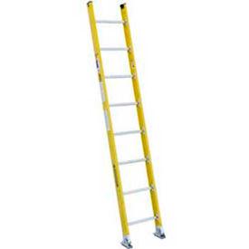 Werner CSA Aluminum & Fiberglass Straight Ladders