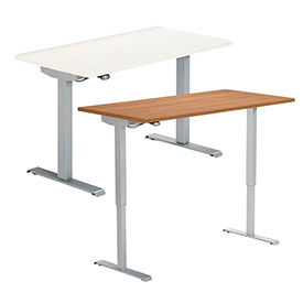 Global™ Foli Height Adjustable Tables