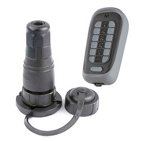 Quick Remote Controls for Winches & Windlass