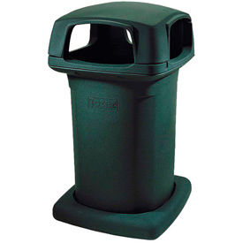Toter® Heavy Duty Decorative Litter Container