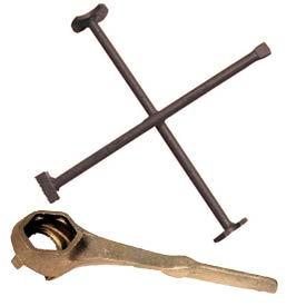 Tambour Bung Plug clés