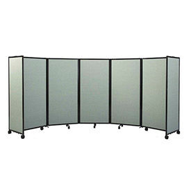 Versare - Mobile Room Dividers - 4 Ft Height