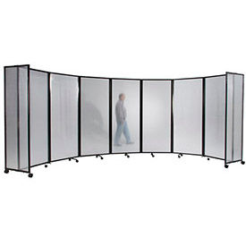 Versare - Mobile Room Dividers - 5 Ft Height