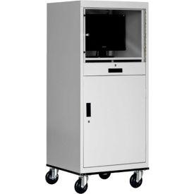 Sandusky Mobile Computer Cabinets