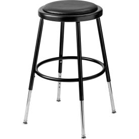 National Public Seating® - Vinyl Upholstered Stools