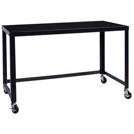 Open Leg Steel Desks
