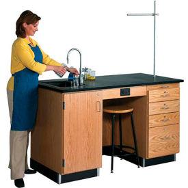 Science Lab Instructor's Desks