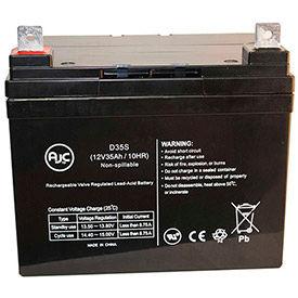 Batteries de fauteuil roulant ® de marque électrique AJC