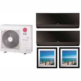 Systèmes de pompe à chaleur LG Multi F Multizones