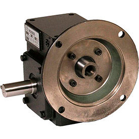 Worldwide Electric, Cast Iron Worm Gear Reducers, Flange Input-Shaft Output, Left