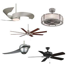 Ventilateurs de plafond Fanimation