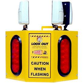 Collision Awareness Traffic Alert & Forklift Sensors