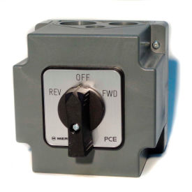 Springer- MERZ Enclosed Reversing Switches