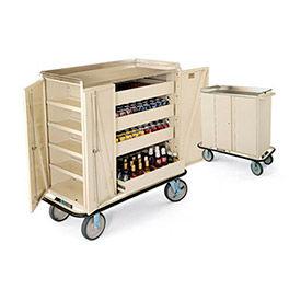 Beverage Retocking Carts