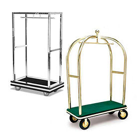 Forbes Bellman Luggage Carts