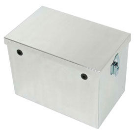 Aluminum Battery Boxes