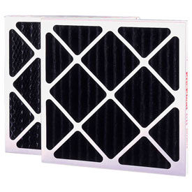 Flanders Carbon Pleated Filters