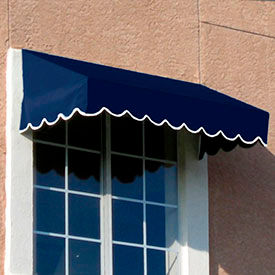Awntech 10-3/8'W Elegant Slope Awnings
