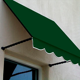 Awntech 10-3/8'W Twisted Rope Awnings