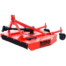 3-point tracteur accessoire coupeurs rotatoires