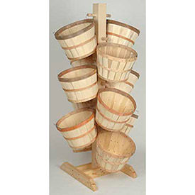 Display Baskets & Racks - Wooden