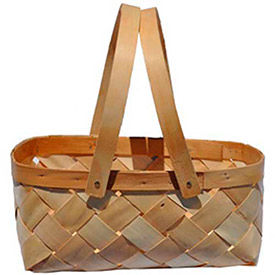 Peach Baskets - Wooden