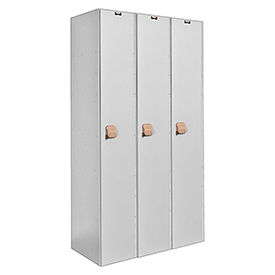 Hallowell MedSafe Antimicrobial HDPE Lockers