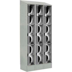 Digilock Clear View Digital Lockers