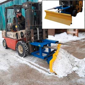 Fourche camion chasse-neige