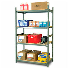 Metalware Wide-Span Boltless Shelving
