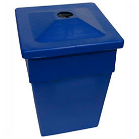 Techstar Bullseye Recycling Containers