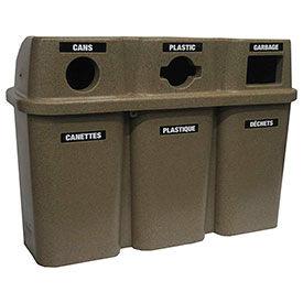Techstar Bullseye Duo/Trio Recycling Systems