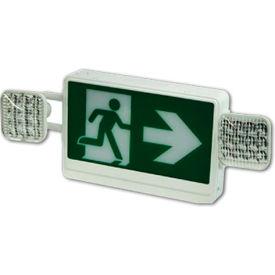 Running Man Exit Signs