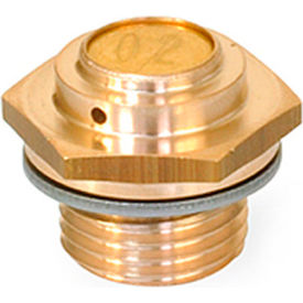 Low Profile Brass Breather Valves