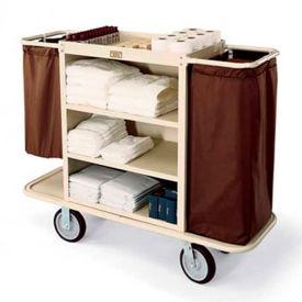Forbes Industries Housekeeping Carts
