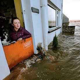 Quick Dam Flood Gate Door Insert Water Diverters