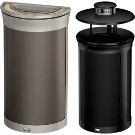 Rubbermaid Enhance™ Decorative Ash & Trash Containers