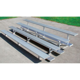 Low Rise Aluminum Bleachers