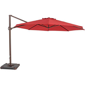 Parapluies en porte-à-faux