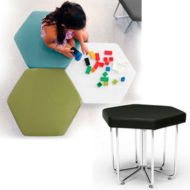 OFM - HEX Series Stools & Table