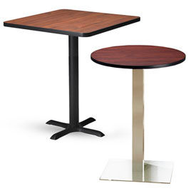 Safco® - Bistro Series Bar & Dining Room Tables