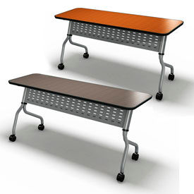 Safco® - Sync Series Flip-Top Tables d'entraînement