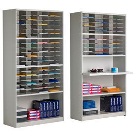 Mayline® - Mailflow-To-Go Mailroom Furniture