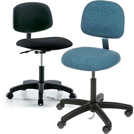 Fabric ESD Chairs